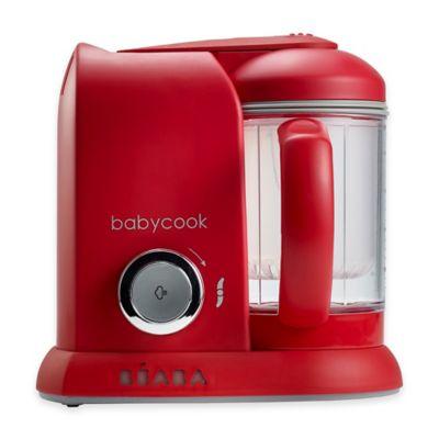BEABA® Babycook Baby Food Maker in Cherry