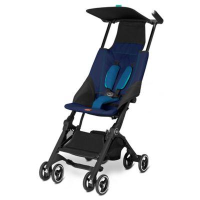 GB Pockit Stroller in Seaport Blue