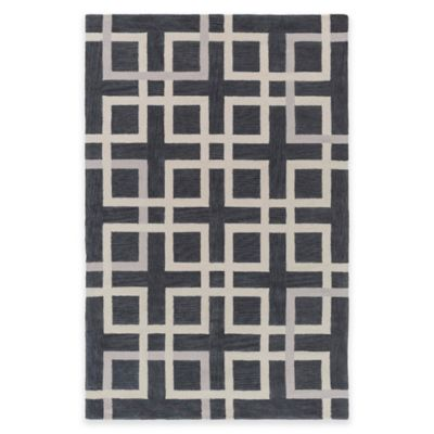 Artistic Weavers Holden Mila 7-Foot 6-Inch x 9-Foot 6-Inch Area Rug in Charcoal