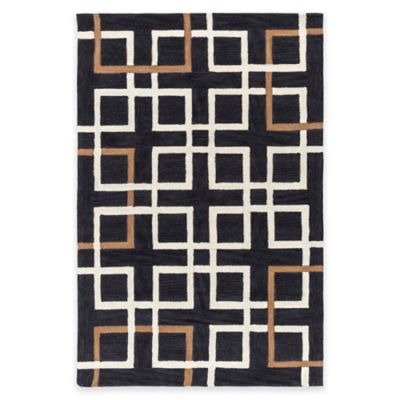 Artistic Weavers Holden Mila 5-Foot x 7-Foot 6-Inch Area Rug in Charcoal