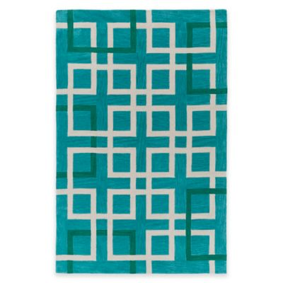Artistic Weavers Holden Mila 5-Foot x 7-Foot 6-Inch Area Rug in Teal