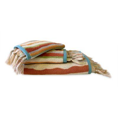 Terracotta Bath Towels