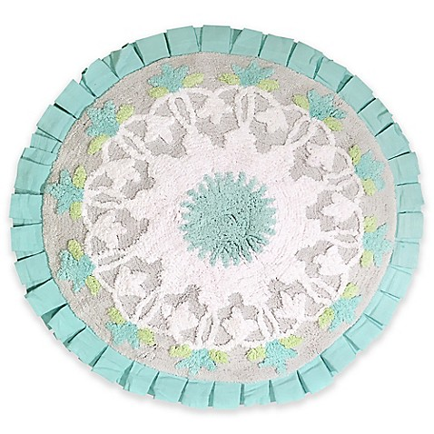 Dena Home Camden Round Bath Rug Bed Bath Beyond