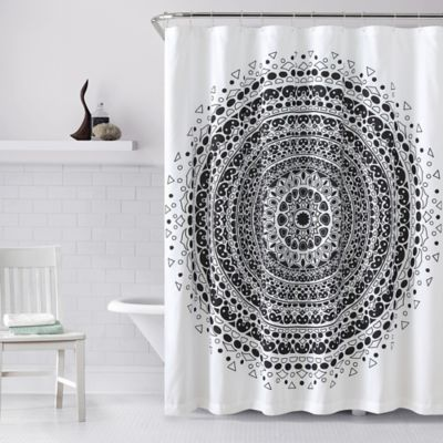 Large Shower Curtains