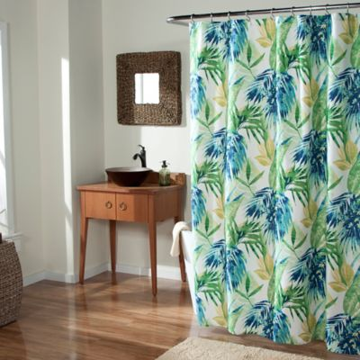 m. style Solie Oceana Shower Curtain