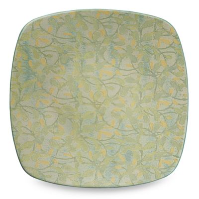 Noritake® Elements Flora 8 1/4-Inch Small Square Plate