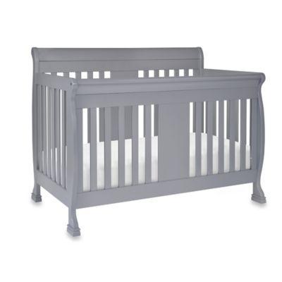 DaVinci Porter 4-in-1 Convertible Crib in Slate