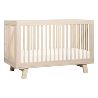 Babyletto Hudson 4-in-1 Convertible Crib in Natural