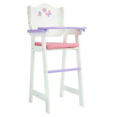 Baby Doll High Chair
