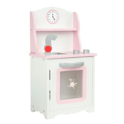 Olivia's Little World Little Princess Doll Furniture 18-Inch Sweet Pink Kitchen