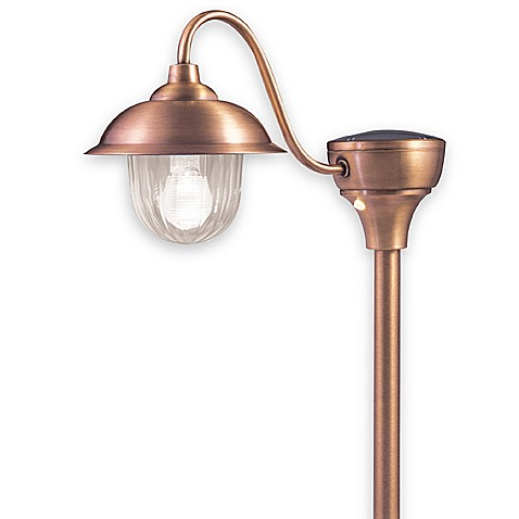 Gemini Plus Copper Solar Light