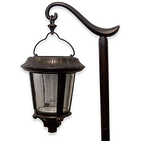 Brittania Collection Hanging Solar Garden Lights Set Of 2