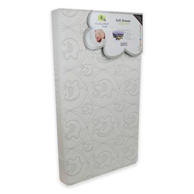 KidiComfort™ Soft Breeze Thermo-Regulating Crib Mattress