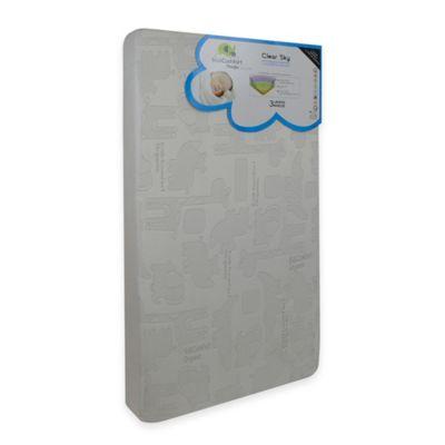 KidiComfort™ Clear Sky Crib Mattress