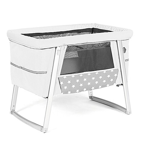Babyhome 174 Air Bassinet In White Buybuy Baby