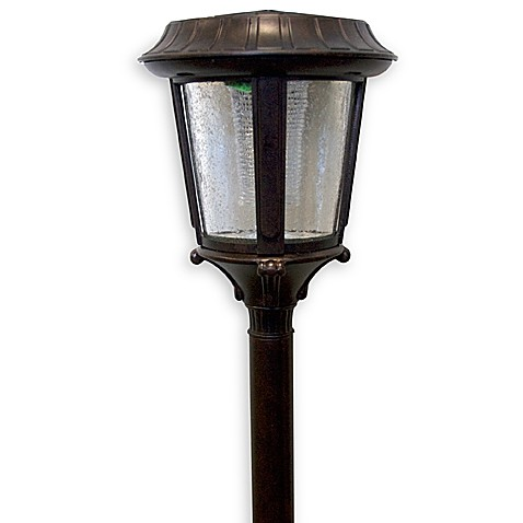 Brittania Collection Solar Garden Lights (Set of 2)