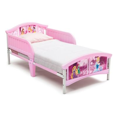 Toddler Bed Princess Bedding