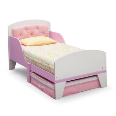 Pink Toddler Bed Furniture