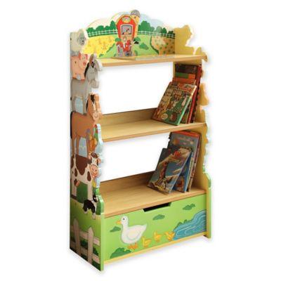 Fantasy Fields Happy Farm Bookshelf