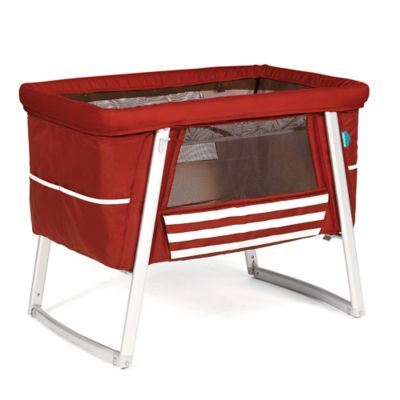 babyhome® Air Bassinet in Red