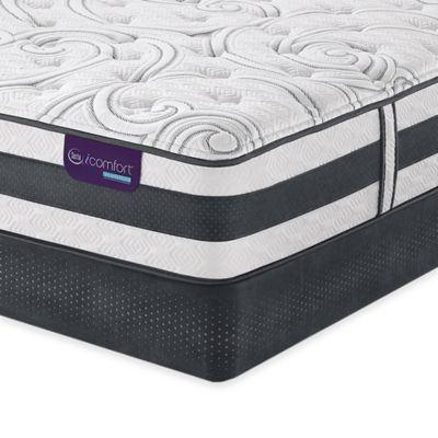 Serta® iComfort® HYBRID Applause II Plush Queen Mattress Set