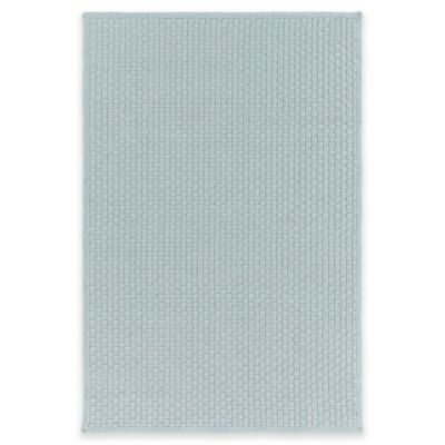 Style Statements by Surya Caswell 2-Foot x 3-Foot Indoor/Outdoor Accent Rug in Slate