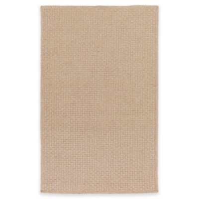 Style Statements by Surya Caswell 4-Foot x 6-Foot Indoor/Outdoor Area Rug in Taupe