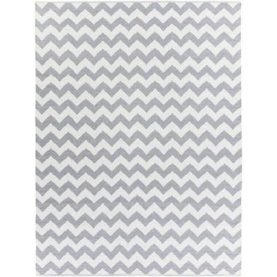 Style Statements by Surya Corbu 8-Foot x 10-Foot Indoor/Outdoor Area Rug in Grey