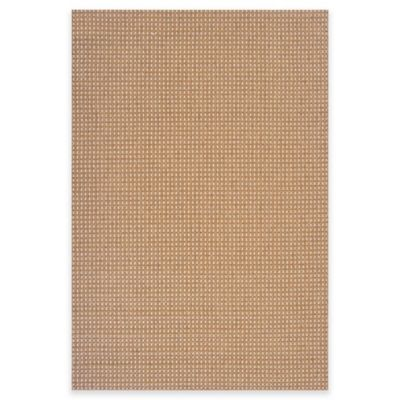 Style Statements by Surya Dom 7-Foot 10-Inch x 11-Foot 1-Inch Indoor/Outdoor Area Rug in Mocha
