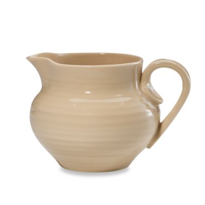 Sophie Conran for Portmeirion® Biscuit 10-Ounce Creamer
