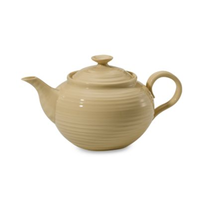 Sophie Conran for Portmeirion® Biscuit 2-Pint Teapot
