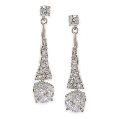 Carolee New York Demi Linear Drop Pierced Earrings