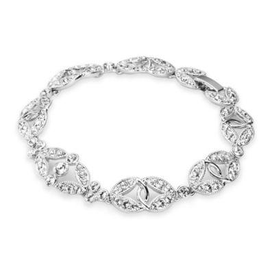Carolee New York Jenny Crystal Bracelet