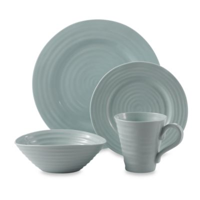 Sophie Conran 4-Piece Place Setting in Celadon