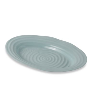 Portmeirion Platter in Celadon