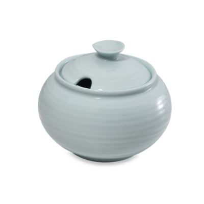 Sophie Conran for Portmeirion® Covered Sugar Bowl in Celadon