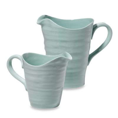 Sophie Conran for Portmeirion® Celadon Pitchers
