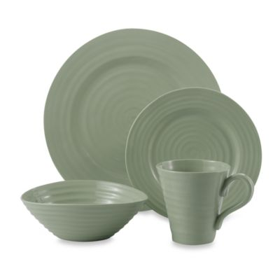 Sophie Conran for Portmeirion® 4-Piece Place Setting in Sage