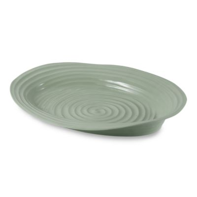 Sophie Conran for Portmeirion® Oval Platter in Sage