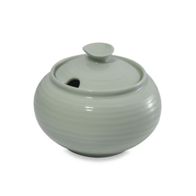 Sophie Conran for Portmeirion® Sage 11-Ounce Covered Sugar Bowl