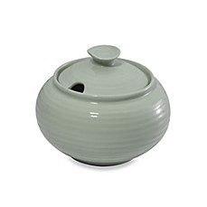 Sophie Conran for Portmeirion® Covered Sugar Bowl in Sage