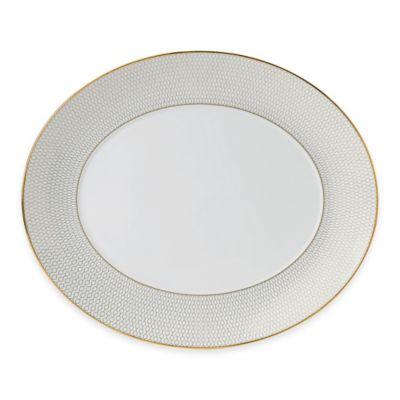 Wedgwood® Arris 13-Inch Oval Platter
