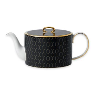 Wedgwood® Arris Accent Teapot