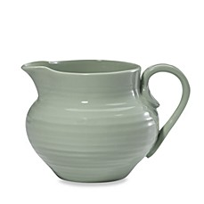Sophie Conran for Portmeirion® Creamer in Sage
