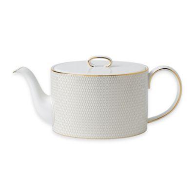 Wedgwood® Arris Teapot