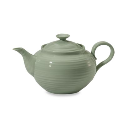 Sophie Conran for Portmeirion® Teapot in Sage