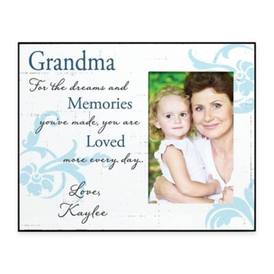 """You Are Loved"" 4-Inch x 6-Inch Picture Frame"
