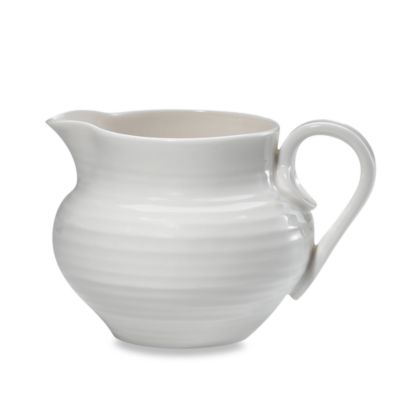 Sophie Conran for Portmeirion® 10-Ounce Creamer in White
