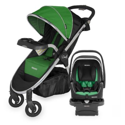 Recaro® Performance Denali Luxury Travel System in Fern