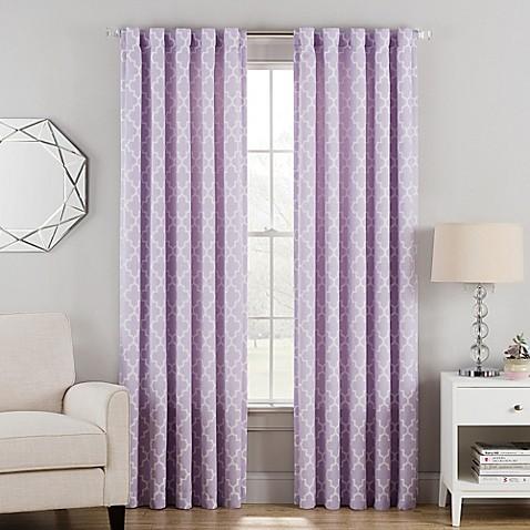 Cambria 174 Addison Rod Pocket Back Tab Window Curtain Panel